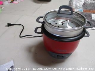 Rice Cooker & Food Steamer