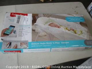 Deluxe Auto Rock'n Play Sleeper