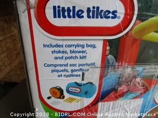 Little Tikes Jr. Jump 'n Slide