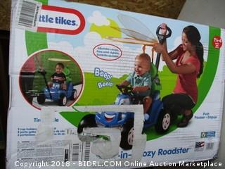 Little Tikes Push/Pull Car