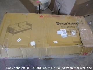 World Market Praiano OCC Bench