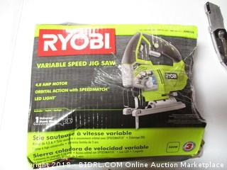 Ryobi Variable Speed Jig Saw