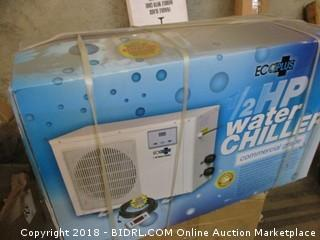 EcoPlus Commercial Grade Water Chiller 1/2 HP (Retail $845.00)