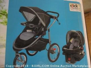 Graco Modes Jogger Travel System, Banner, One Size (Retail $268.00)