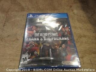 PS4 Deadrising