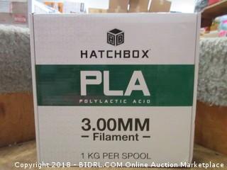 Hatchbox PLA 3.00MM Filament