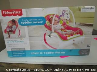 Toddler Rocker