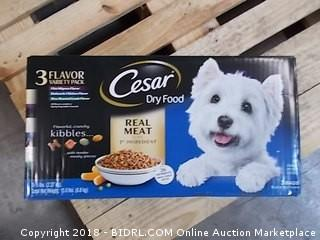 Cesar Cat Food