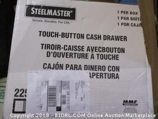 Steelmaster Cash Drawer