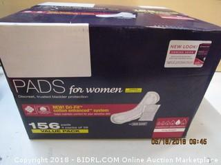 Pads For Women
