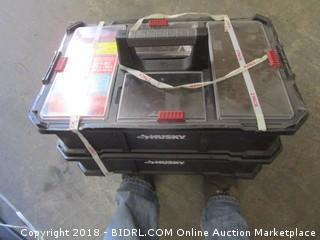 Husky Nail Box Tool Caddy