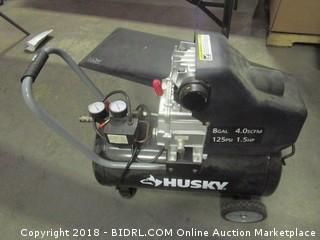 Husky Air Compressor- Doesnt power on