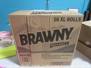 BRAWNY Commercial Paper Towel?? See Pictures
