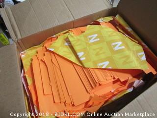 Astrobright Orange Paper