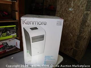 Kenmore Portable Air Conditioner  No Power