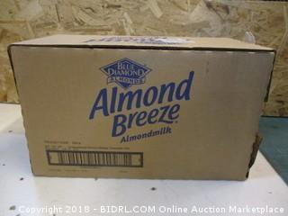 Blue Diamond Almond Breeze  Milk