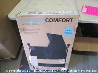 Wood Bassinet
