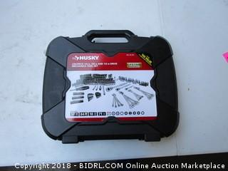 Husky Drive Mechanics Tool Set  230 Piece