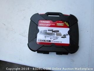 Husky Drive Mechanic Tool Set 92-Piece