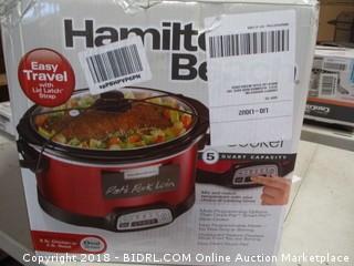 Hamilton Beach Cooker