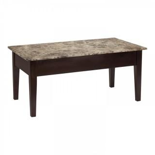 Dorel Living Faux Marble Lift Top Coffee Table (Retail $109.00)