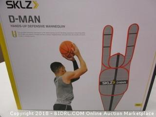 Basketball Defensive Mannequin