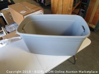 HDX Storage Tote Missing Lid