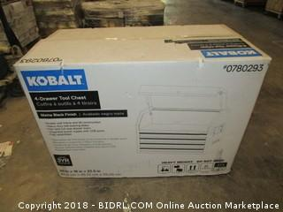 Kobalt 4 Drawer Tool Chest