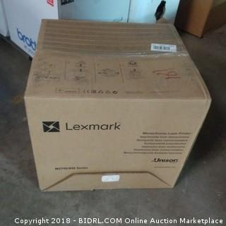 Lexmark Laser Printer/ Broken