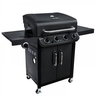 Char-Broil Performance 475 4-Burner Cabinet Liquid Propane Gas Grill- Black (Retail $265.00)