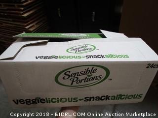 Veggie Straws 24 per box