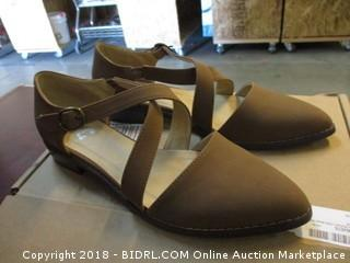 Ellie Ballet Flats Size 9