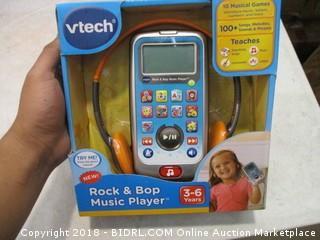 Vtech Rock & Bop Music Player