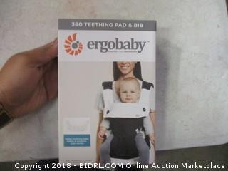 ErgoBaby Teething Pad and Bib