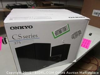 Onkyo CS Series CD Receiver System