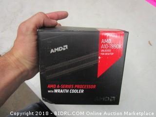 AMD A Series Processor