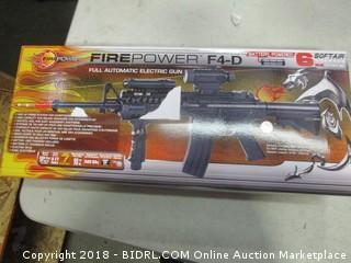 Automatic Airsoft Gun