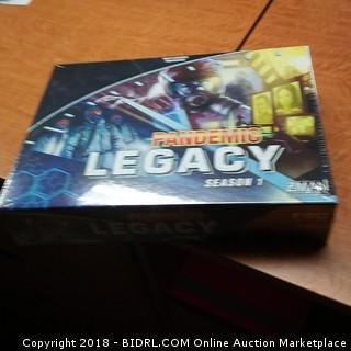 Pandemic Legacy Season 1