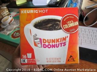 Dunkin Dounts 16K-Cups