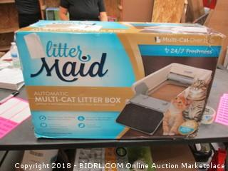 Multi Cat Litter Box