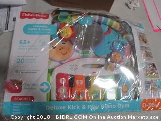 Fisher Price Play Piano Gym