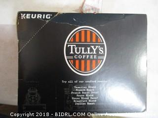 Tully Coffee K Cups
