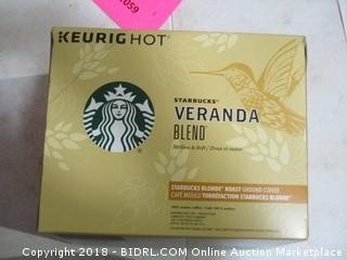 Starbucks K Cups