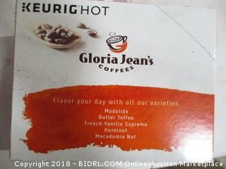 Gloria Jean Coffee K Cups