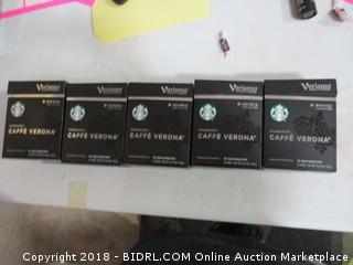 Starbucks Verismo Cups