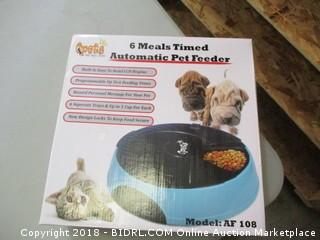 Auto Pet Feeder