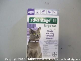 Advantage II Large Cat