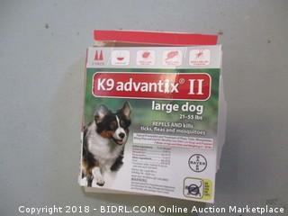 K9 Advantage II Large Dog