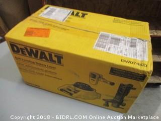 De Walt Self Leveling Rotary Laser