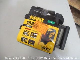 DeWalt Cross Line & Plumb Laser